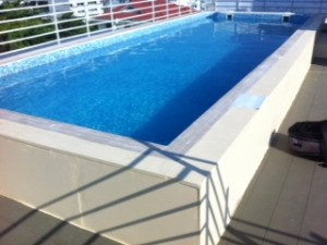 roof top pools builder issan