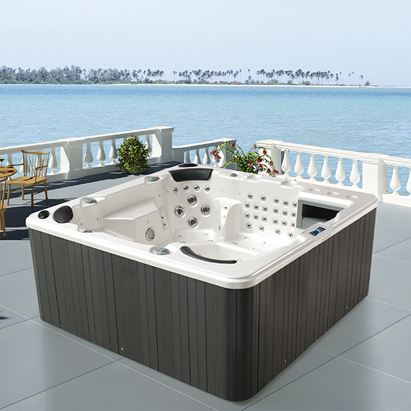 Pool world thailand issanmonalisa massage type hot tub for Types of hot tubs