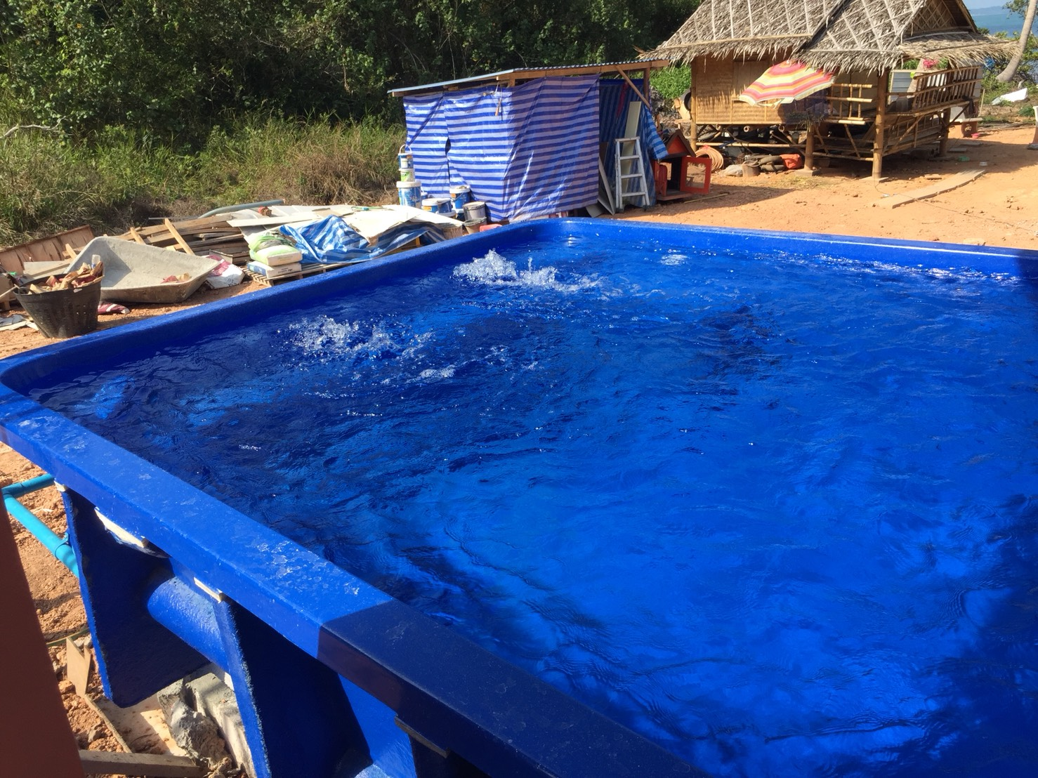 Free Standing Above Ground Swimming Pools: Pool World KoratAbove Ground Pools